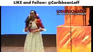 Hilarious Guyanese Stand Up Comedy | CaribbeanLaff