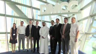 DMCC welcomes Synergy University to Dubai thumbnail