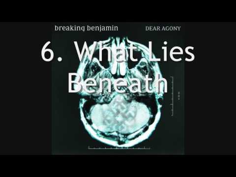 Breaking Benjamin - Dear Agony newly released song clips!