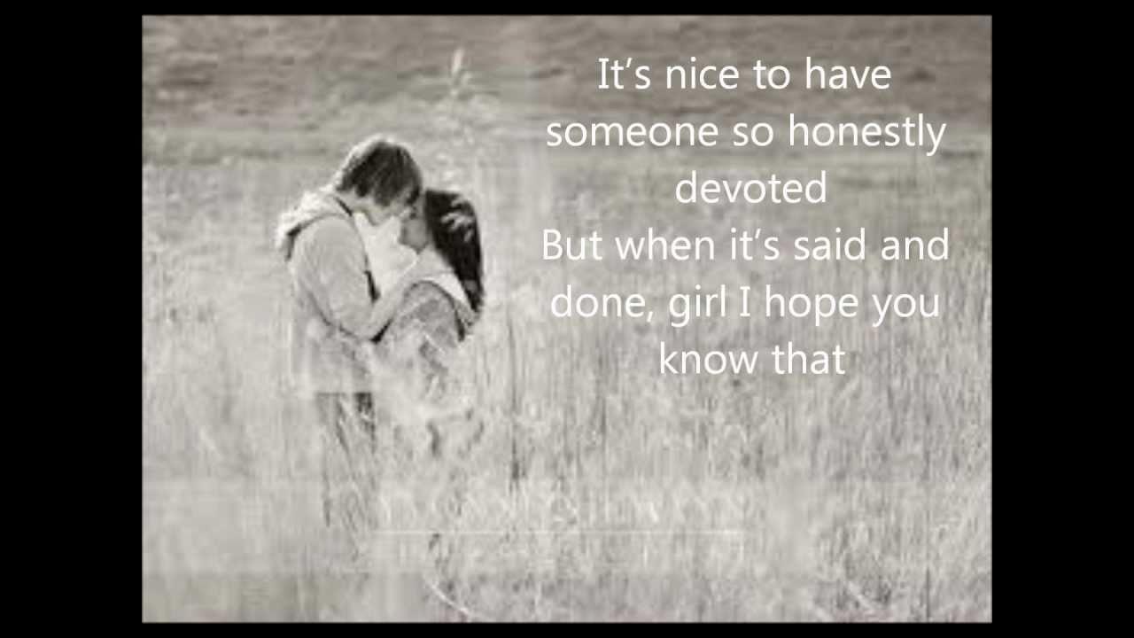 Without you girl lyrics