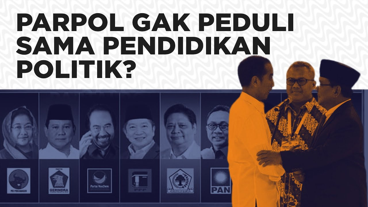 Kenapa Gue Masih Percaya Politik? ft JPPR - WildanMammoth #15