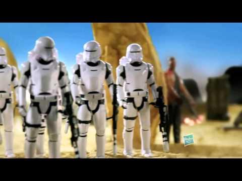 Звездные войны - новые игрушки от Hasbro - Star Wars в продаже на TOY RU