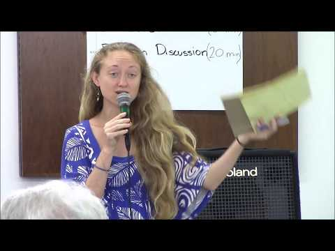 Dealing With Little Fire Ants Presented by Jen Ruggles, Hawaii County Councilperson