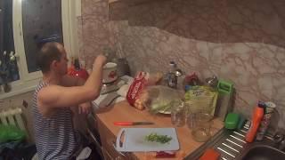 я готовлю пельмени