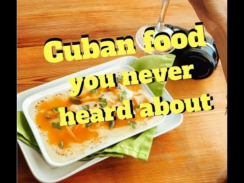 3 Cuban food you must try-Carla´s Cuba Travel