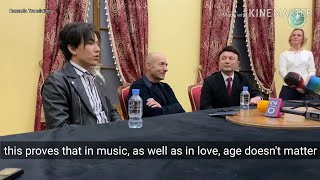 Download lagu [Sub] Press conference with Dimash in Moscow, 2020