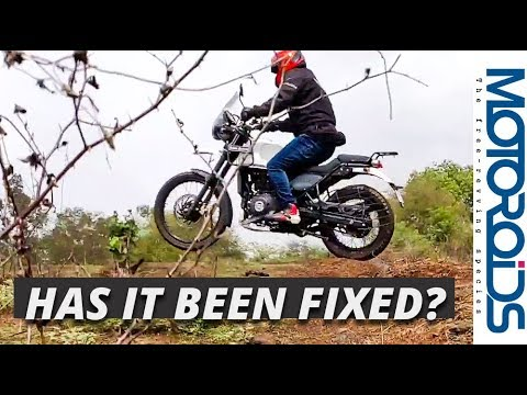 New 2018 Royal Enfield Himalayan BS4 FI Review - Have the Issues Been Fixed?