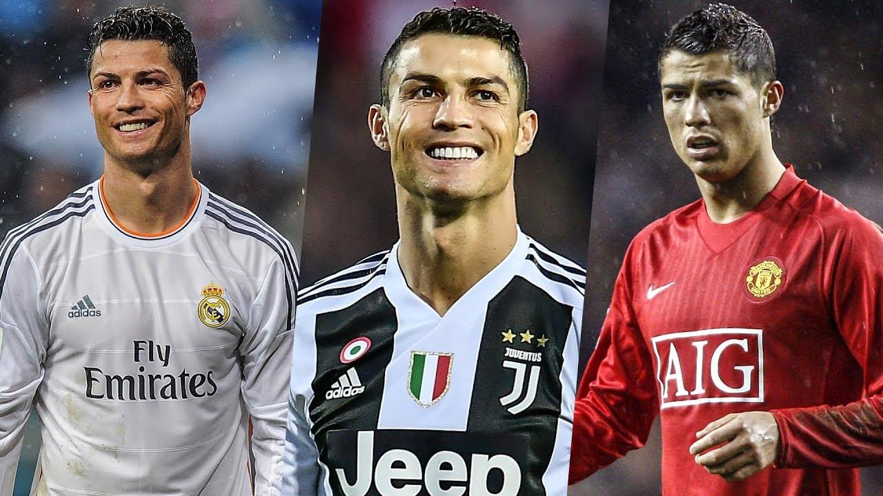 d554025b72e Cristiano Ronaldo •Juventus vs Real Madrid vs Man United • Skills    Goals
