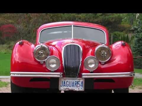 Jaguar 1954 XK120 SE FHC