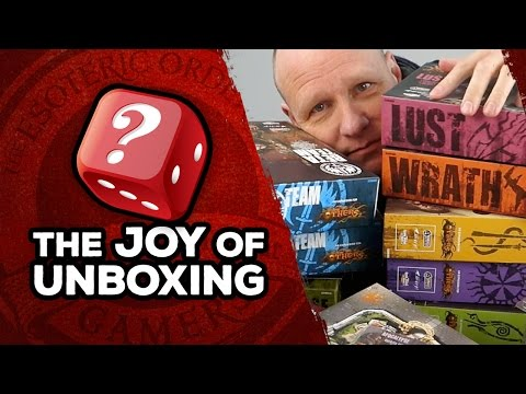 The Joy of Unboxing: The Others: 7 Sins