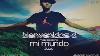 Afro House In Venezuela - Bienvenidos a Mi Mundo Preview (Kevinson Massacre)