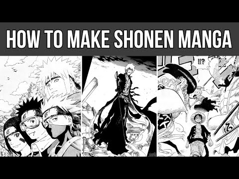 how-to-make-a-successful-shonen-manga/comic-in-2019!-|-writing-tips-for-the-shounen-genre