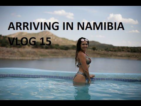 I'M HOME - NAMIBIA / VLOG 15