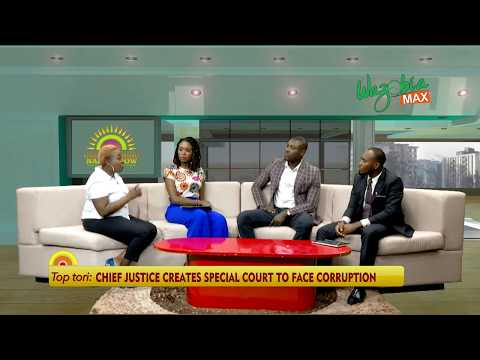 CHIEF JUSTICE CREATE SPECIAL COURT TO FIGHT CORRUPTION-GUDU MORNING NAIJA SHOW