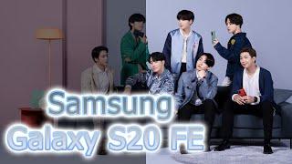 Обзор Samsung Galaxy S20 FE - доступный, молодежный флагман