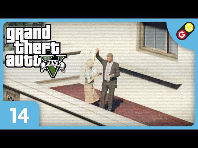 GTA V - Tuning à Los Santos #14 On espionne un banquier ! [FR]
