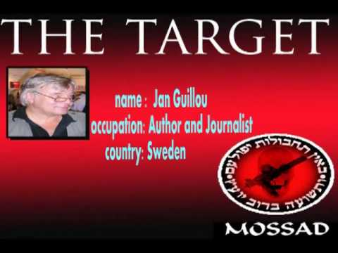 The mossad hit list
