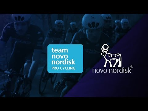 GSG Cycling Wear presents the uniform of Team Novo Nordisk for 2019