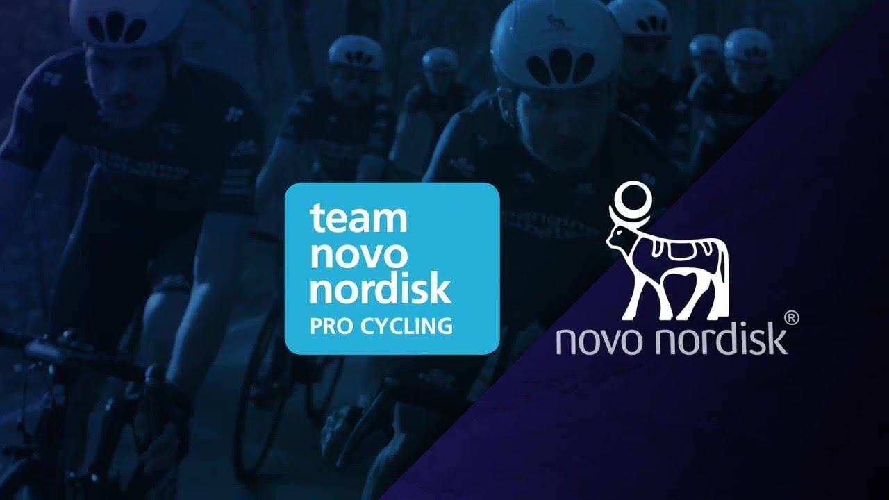 GSG Cycling Wear presents the uniform of Team Novo Nordisk for 2019 ... e01694b5d