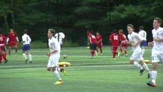 Acton Boxborough Varsity Soccer vs Waltham 9/25/13