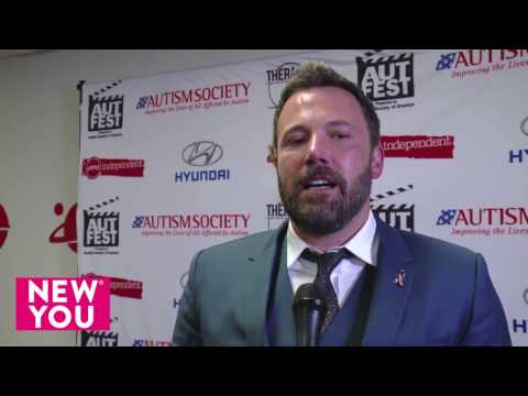 Ben Affleck says people with Autism can do exciting things