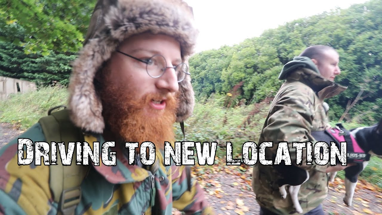 Heading to a new location folks!!  - Vlog