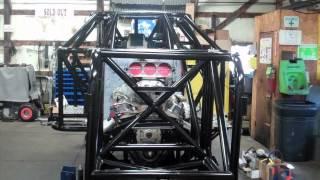 Monster Jam - Update on the Progress of the Maximum Destruction Double Backflip Preparation
