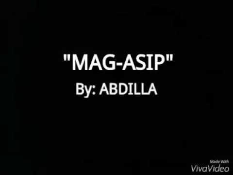 Tausog song mangasipi