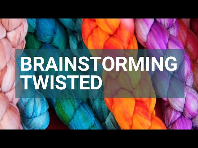 A Useful Twist On Brainstorming