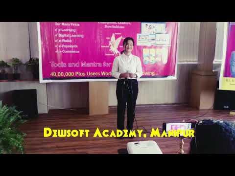 Segaira Thamoi , dewsoft Success Academy, Manipur
