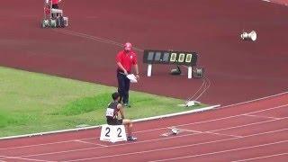 105年全國小學田徑錦標賽高雄市男童800M接力計時決賽