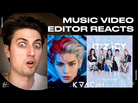 Video Editor Reacts to BAD & GREAT K-Pop