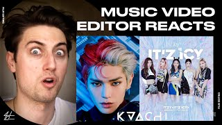 Editor Reacts To Bad Great K Pop MP3