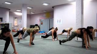 Леонова Ирина   функциональная тренировка