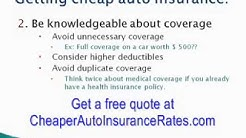 (Auto Insurance In NJ) How To Find *CHEAPER* Car Insurance