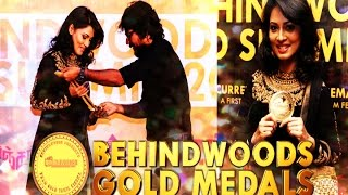"""Behindwoods Gold Medals - POOJA UMASHANKAR - """"I CAME ALL THE WAY FROM SRILANKA JUST FOR THIS""""- BW thumbnail"""