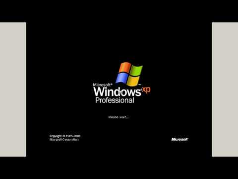 Windows XP Professional SP0 (Windows XP Professional RTM)