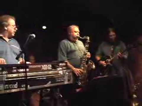 JON HAMMOND Band at JAZZKELLER Frankfurt 2006 HammondCast