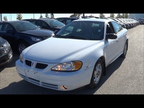 2005 Pontiac Grand Am SE Review