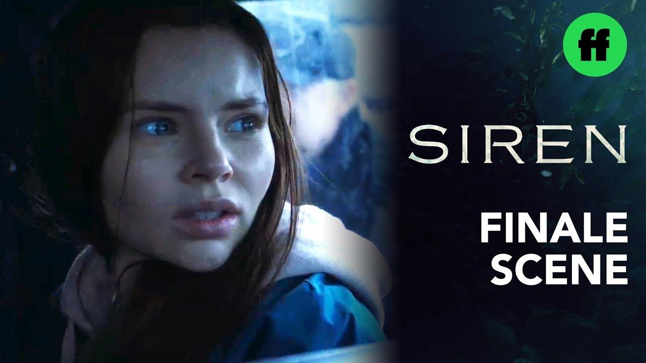 Siren Season 2 Finale | Ryn's Secret is Out | Freeform