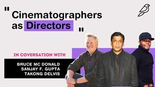 Diorama Roundtable - Cinematographers as Directors | Diorama IFF