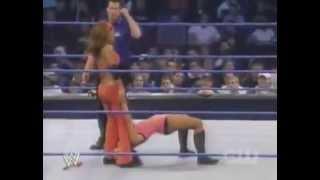 Layla El vs Kristal Marshall
