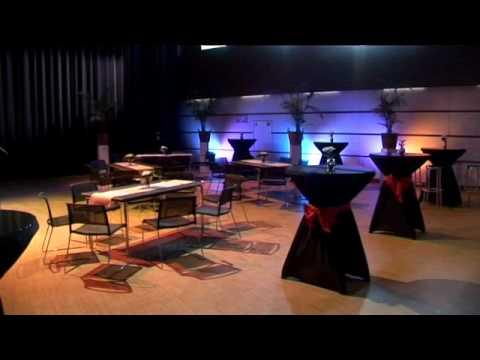 bioscoop alblasserdam landvast cultureel centrum - youtube