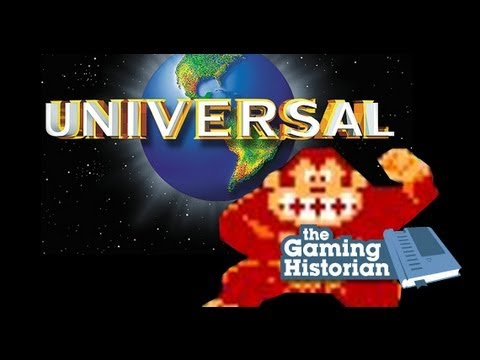 Universal vs. Nintendo Case - Gaming Historian