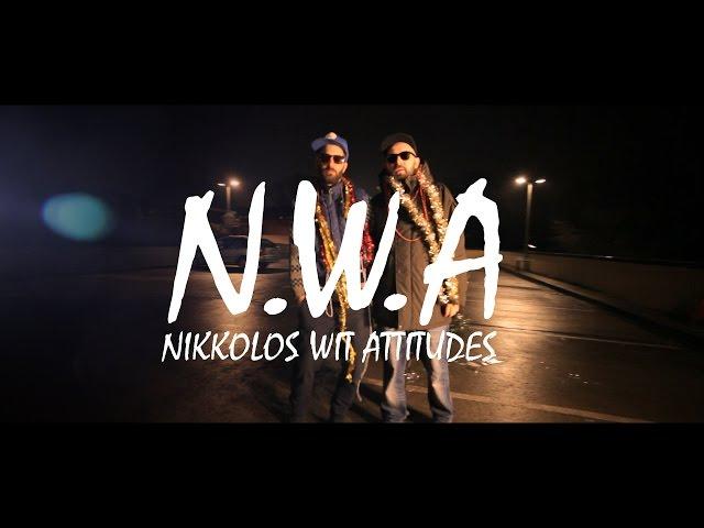 Urkwell – Nikkolos Wit Attitudes (prod. Maniac)