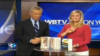 Arden Elizabeth: WBTV March 23, 2013 Thumbnail