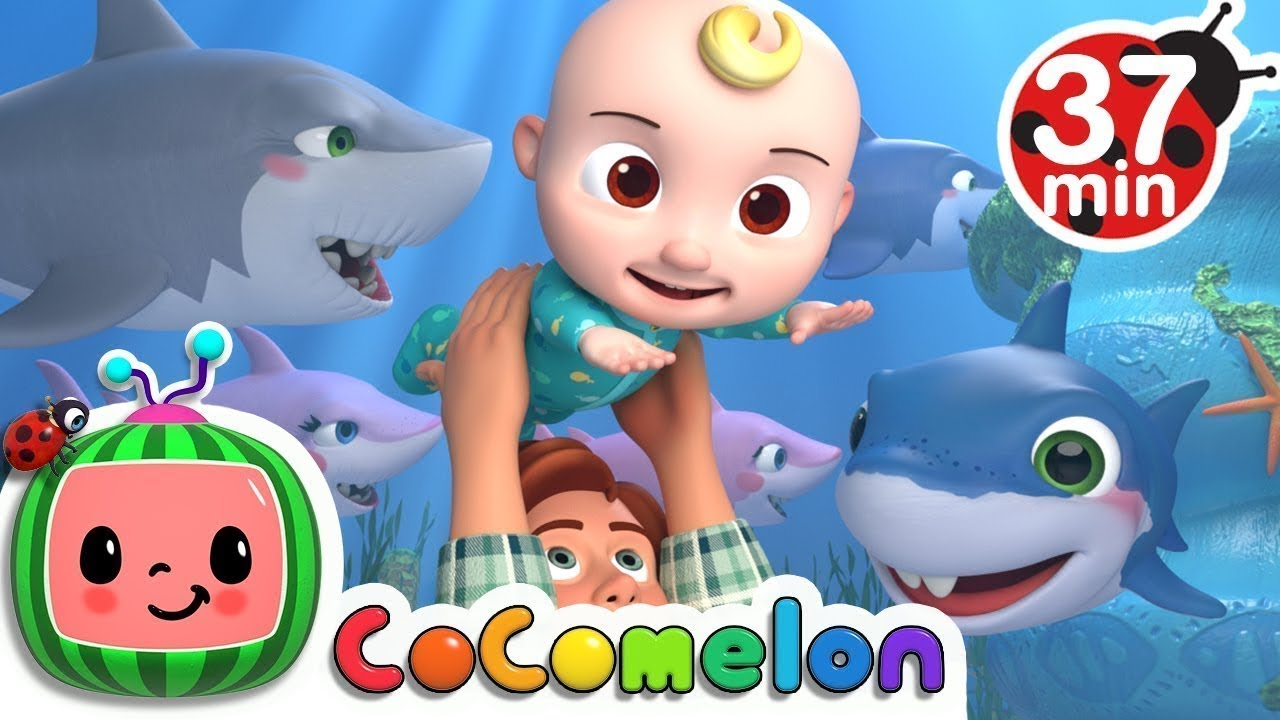 Baby Shark More Nursery Rhymes Kids Songs Cocomelon