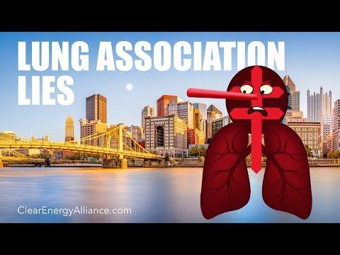 Lung Association Lies