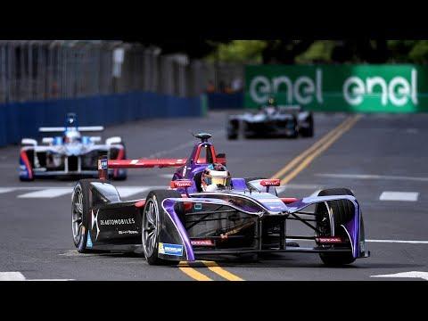 Fórmula E: Santiago de Chile será el anfitrión a comienzos del 2018