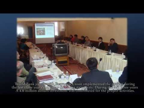 Video Report of World Bank granted AHIP project (Phase I)